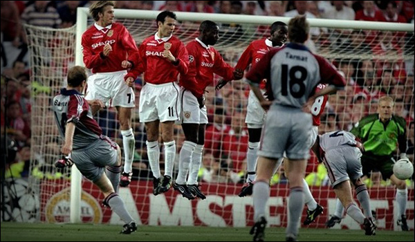 Манчестер юнайтед бавария 1999 маслаченко